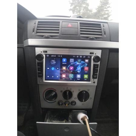 "Navigatie NAVI-IT, 1GB RAM 16GB ROM,  Android 9.1 GPS Pentru Opel Antara, Astra H, Corsa, Meriva, Vectra, Vivaro, Zafira B, Procesor Quad-Core, Display 7"" Full-Touch 2"