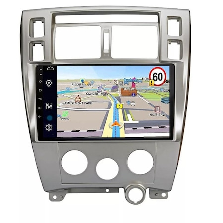 Navigatie NAVI-IT, 1GB RAM 16GB ROM, Hyundai Tucson , Android , Wi-Fi, Bluetooth, Magazin Play 2