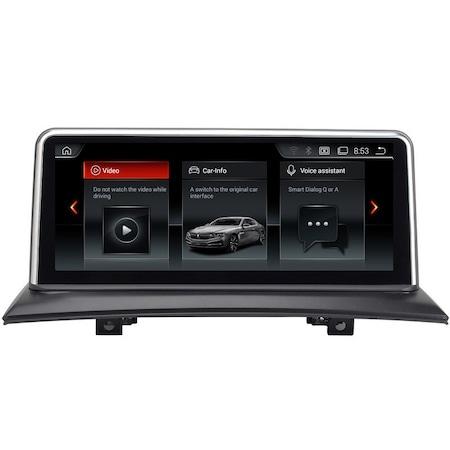 Navigatie NAVI-IT 4 GB RAM + 64 GB ROM  BMW X3 E83 ( 2004 - 2009) , Android , Internet , Aplicatii , Waze , Wi Fi , Usb , Bluetooth , Mirrorlink , IPS - Copie - Copie 1