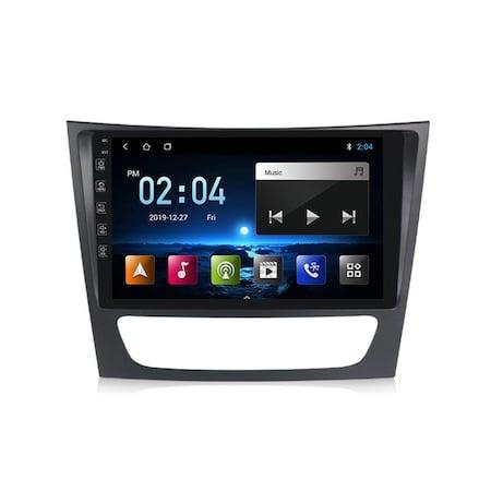 Navigatie NAVI-IT, 1GB RAM 16GB ROM, Mercedes W211, Android 9, Ecran 9inch Touch Screen, WiFi, Waze, Bluetooth 0