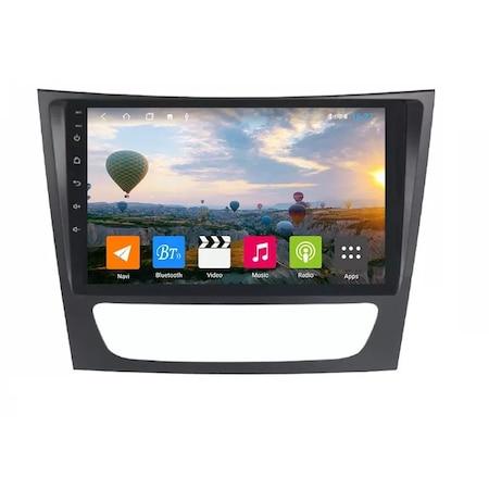 Navigatie NAVI-IT 4GB RAM + 64GB ROM, 4G, IPS, DSP,  Mercedes E Class W211 , CLS W219 , Android , Display 9 inch, Internet ,Youtube , Waze , Wi Fi , Usb , Bluetooth , Mirrorlink - Copie - Copie 1
