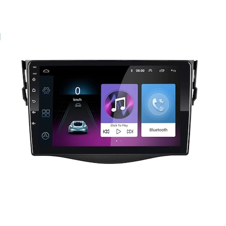 "Navigatie NAVI-IT 1 GB RAM + 16 GB ROM Gps Toyota Rav 4 ( 2007 - 2013 ) , Android , Display 9 "" , Internet , Aplicatii , Waze , Wi Fi , Usb , Bluetooth , Mirrorlink 0"
