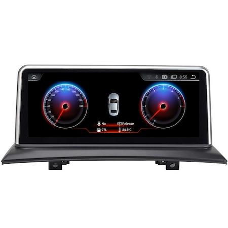 Navigatie NAVI-IT 4 GB RAM + 64 GB ROM  BMW X3 E83 ( 2004 - 2009) , Android , Internet , Aplicatii , Waze , Wi Fi , Usb , Bluetooth , Mirrorlink , IPS - Copie - Copie 2