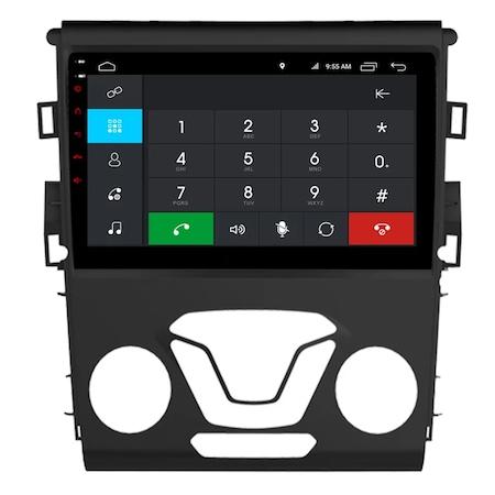 """Navigatie NAVI-IT, 1GB RAM 16GB ROM, Gps Ford Mondeo ( 2013 + ) , Android , Display 9 """" , Internet ,Aplicatii , Waze , Wi Fi , Usb , Bluetooth , Mirrorlink 1"""