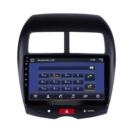 Navigatie NAVI-IT 1GB RAM + 16 GB ROM  Mitsubishi ASX ( 2010 - 2019 ) , Android , Display 9 inch, Internet ,Aplicatii , Waze , Wi Fi , Usb , Bluetooth , Mirrorlink 0