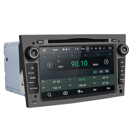 Navigatie NAVI-IT, Gps, Opel Astra H, Vectra, Corsa, Zafira, Antara, Meriva, Vivara , Android 9.0 , 1GB RAM + 16GB ROM , Internet , 4G , Aplicatii , Waze , Wi Fi , Usb , Bluetooth , Mirrorlink 3
