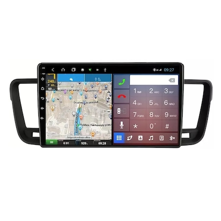 Navigatie NAVI-IT, 2GB RAM 32GB ROM, Peugeot 508 ( 2010 - 2018 ) , Android , Display 9 inch ,Internet , Aplicatii , Waze , Wi Fi , Usb , Bluetooth , Mirrorlink - Copie 3