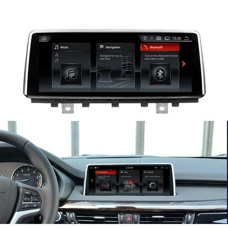 Navigatie NAVI-IT 4 GB RAM + 64 GB ROM, 4G, DSP, IPS  BMW X5 F15 ( 2013 - 2017 ) , NBT , Android, Internet ,Aplicatii , Waze , Wi Fi , Usb , Bluetooth , Mirrorlink - Copie - Copie 1