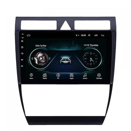 Navigatie NAVI-IT 1GB RAM + 16GB ROM Audi A6 C5 ( 1997 - 2004 ) , Android , Display 9 inch, Internet ,Aplicatii , Waze , Wi Fi , Usb , Bluetooth , Mirrorlink [0]