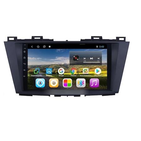 Navigatie NAVI-IT, 1GB RAM 16GB ROM, Mazda 5 ( 2010 - 2017 ) , Android , Display 9 inch, Internet , Aplicatii , Waze , Wi Fi , Usb , Bluetooth , Mirrorlink 1
