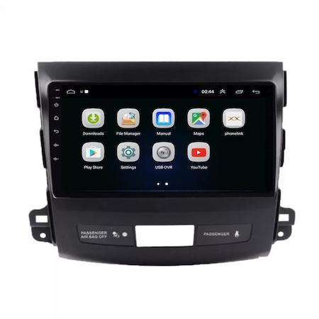 Navigatie NAVI-IT, 1GB RAM 16GB ROM, Peugeot 4007 ( 2007 - 2012 ) , Android , Display 9 inch ,Internet ,Aplicatii , Waze , Wi Fi , Usb , Bluetooth , Mirrorlink 3
