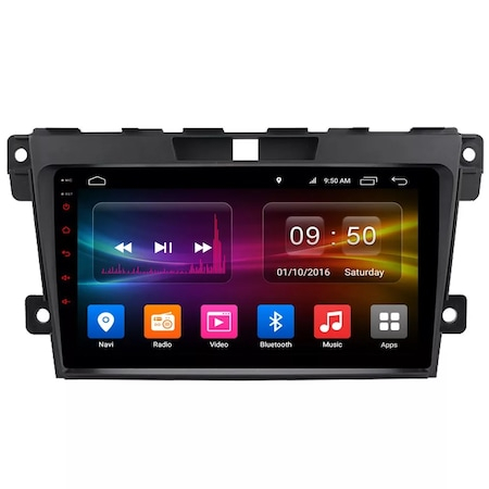 Navigatie NAVI-IT, 1GB RAM 16GB ROM, Android Mazda CX 7 ( 2008-2015 ) , Display 9 inch, Internet ,Aplicatii , Waze , Wi Fi , Usb , Bluetooth , Mirrorlink 2