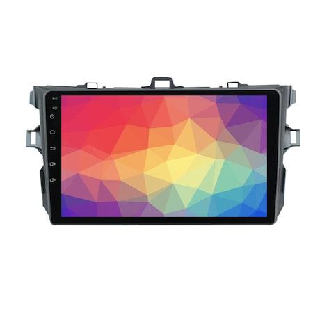 Navigatie NAVI-IT, 1GB RAM 16GB ROM, NAVI-IT Toyota Corolla, Display 9 Inch, Android 9, Bluetooth, WiFi, Magazin Play 1
