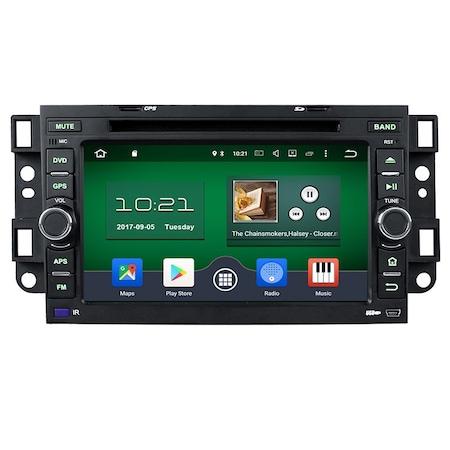 Navigatie NAVI-IT, 2GB RAM 16GB ROM, dedicata, Android 9.1, Chevrolet Epica Captiva Aveo Kalos 1