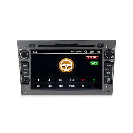 Navigatie Gps Android Opel Astra H Vectra Corsa Antara Zafira Meriva Vivara , Internet , Aplicatii , Waze , Wi Fi , Usb , Bluetooth , Mirrorlink 1