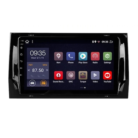 Navigatie NAVI-IT 1GB RAM 16GB ROM, Skoda Kodiaq ( 2016 - 2018 ), Carplay , Android , Aplicatii , Usb , Wi Fi , Bluetooth 0