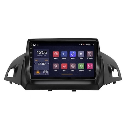 Navigatie NAVI-IT 1 GB RAM + 16 GB ROM ,  Android Ford Kuga ( 2013 - 2017 ) , Display 9 inch ,Internet ,Aplicatii , Waze , Wi Fi , Usb , Bluetooth , Mirrorlink 0
