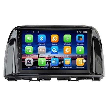 Navigatie NAVI-IT, 4GB RAM 64GB ROM, 4G, IPS, DSP, Android Mazda CX 5 ( 2011-2017 ) , Display 9 inch  Internet, Aplicatii , Waze , Wi Fi , Usb , Bluetooth , Mirrorlink 1