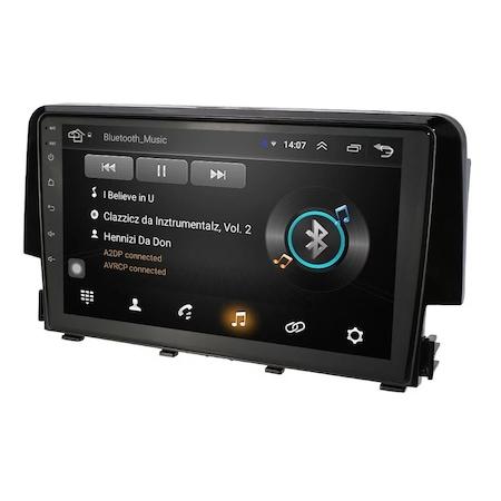 Navigatie NAVI-IT 1GB RAM + 16GB ROM  Android Honda Civic ( 2016 - 2020 ) , Display 9 inch, Internet, Aplicatii , Waze , Wi Fi , Usb , Bluetooth , Mirrorlink 4