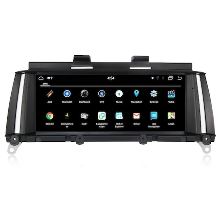 "Navigatie NAVI-IT, 2 GB RAM 32 GB ROM Gps BMW X3 F25 , X4 F26 ( 2013 - 2018 ) pentru NBT , Android 10 ,Waze , Youtube , Wi-Fi, Bluetooth, Quad-Core 1.6 GHz , 8.8"", IPS Touchscreen 2"