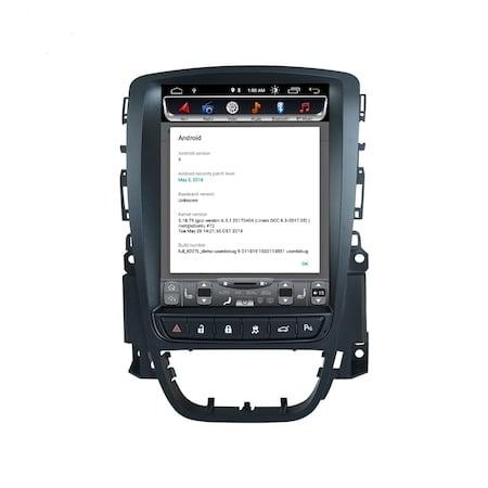 Navigatie NAVI-IT 4 GB RAM 64 GB ROM, 4G, IPS, DSP, Android 9.1 Opel Astra J 2009+ , Tesla Style, Wi FI, Internet, Waze, Ecran 10 inch - Copie - Copie 0