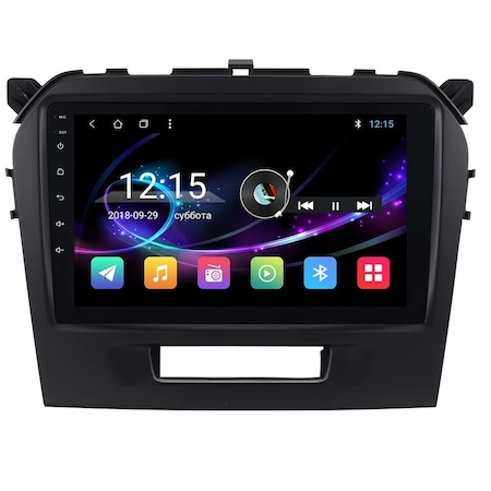Navigatie NAVI-IT, 1GB RAM 16GB ROM, Suzuki Grand Vitara ( 2016 + ) , Android , Display 9 inch , Internet ,Aplicatii , Waze , Wi Fi , Usb , Bluetooth , Mirrorlink 1