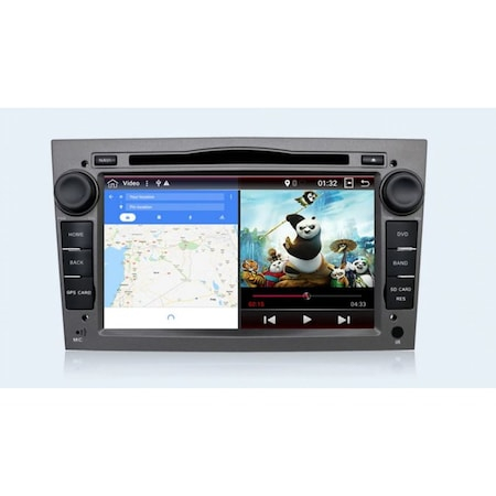 Navigatie NAVI-IT, 2GB RAM 16GB ROM, DSP, IPS, Android 10  OPEL ASTRA H, Vectra C, ZAFIRA, Antara ,Corsa, Meriva, Signum 1