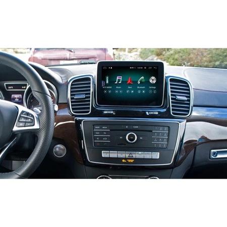 Navigatie Android NAVI-IT, 1GB RAM + 16GB ROM , Mercedes ML GL W166 ( 2012 - 2015) , NTG 4.5 , Procesor Quad Core, Internet , Aplicatii , Waze , Wi Fi , Usb , Bluetooth , Mirrorlink 2