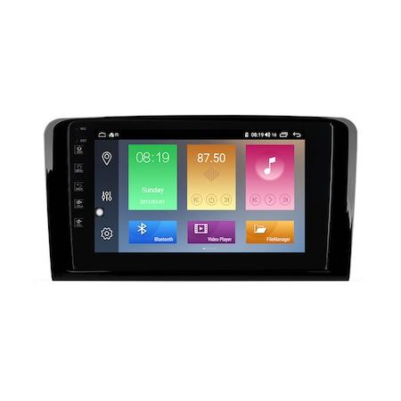 Navigatie NAVI-IT Mercedes ML W164, Ecran 9 Inch, Android 10, 1GB RAM, 16 GB ROM WiFi, Bluetooth, Waze 0