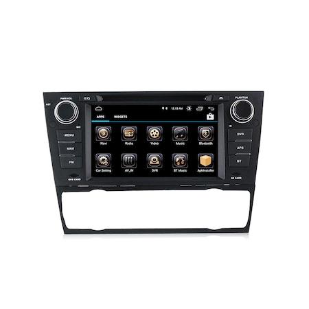 Navigatie NAVI-IT BMW E90, Display 7inch, Android 10, Wi-Fi, Bluetooth, GPS, 2GB RAM 32GB ROM memorie interna, RDS SI DSP 2