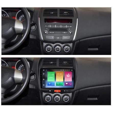Navigatie NAVI-IT 1GB RAM + 16 GB ROM  Mitsubishi ASX ( 2010 - 2019 ) , Android , Display 9 inch, Internet ,Aplicatii , Waze , Wi Fi , Usb , Bluetooth , Mirrorlink 3