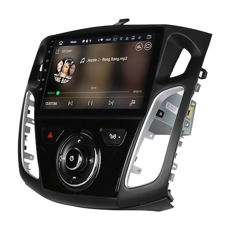 Navigatie NAVI-IT, 2GB RAM 32GB ROM, Gps Ford Focus 2012 - 2018, Android, Internet, Aplicatii, Waze , Wi Fi , Usb , Bluetooth , Mirrorlink 2