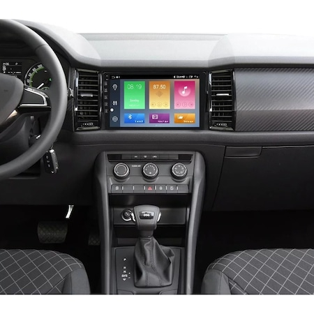 Navigatie NAVI-IT 1GB RAM 16GB ROM, Skoda Kodiaq ( 2016 - 2018 ), Carplay , Android , Aplicatii , Usb , Wi Fi , Bluetooth 3