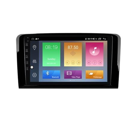 Navigatie NAVI-IT Mercedes ML W164, Ecran 9 Inch, Android 10, 2GB RAM, 32GB ROM WiFi, Bluetooth, Waze 1