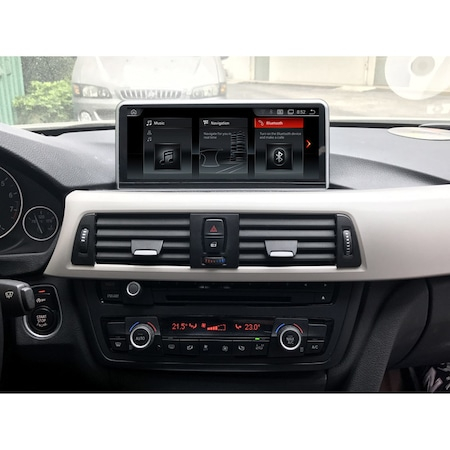 "Navigatie NAVI-IT 4GB RAM + 64GB ROM, 4G, DSP, IPS,  BMW Seria 3 F30 F31 ( 2012 - 2018 ) , Android, Display 10.25 "" IPS , Internet ,Aplicatii , Waze , Wi Fi , Usb , Bluetooth , Mirrorlink - Copie - Co 3"