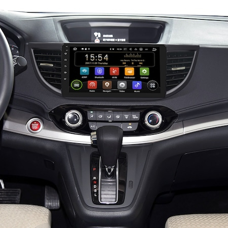 "Navigatie NAVI-IT 4 GB RAM + 64 GB ROM, DSP, IPS, RDS  Gps Android Honda CRV ( 2012 - 2017 ) , Display 10.1 "" , Internet , Aplicatii , Waze , Wi Fi , Usb , Bluetooth , Mirrorlink [2]"