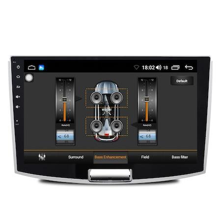 Navigatie NAVI-IT 2+32 GB, Volkswagen Passat B6 B7 CC ecran 10,1inch [4]