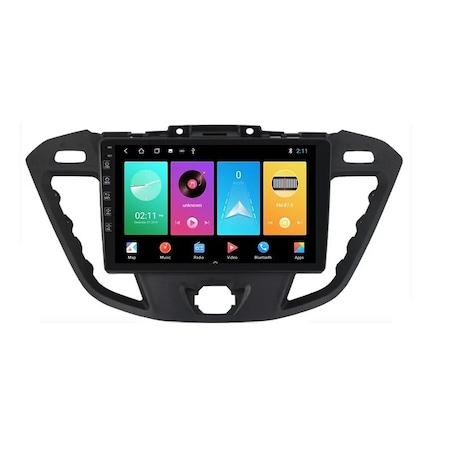 Navigatie NAVI-IT, 1GB RAM 16GB ROM, Ford Transit ( 2012 - 2019 ) , Android , Display 9 inch, Internet, Aplicatii , Waze , Wi Fi , Usb , Bluetooth , Mirrorlink 2