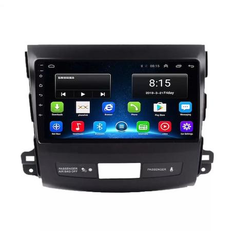 Navigatie NAVI-IT, Mitsubishi Outlander ( 2006 - 2014 ) , Android , Display 9 inch , 1GB RAM + 16 GB ROM , Internet , Aplicatii , Waze , Wi Fi , Usb , Bluetooth , Mirrorlink 5