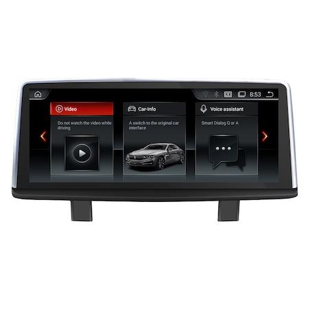 """Navigatie NAVI-IT 2GB RAM + 32GB ROM  BMW Seria 3 F30 F31 ( 2012 - 2018 ) , Android, Display 10.25 """" IPS , Internet ,Aplicatii , Waze , Wi Fi , Usb , Bluetooth , Mirrorlink - Copie 4"""
