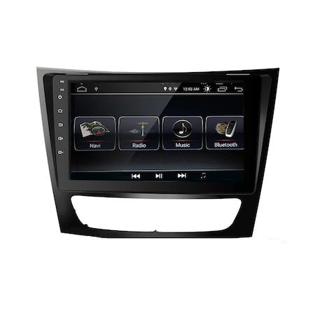 Navigatie NAVI-IT 4GB RAM + 64GB ROM, 4G, IPS, DSP,  Mercedes E Class W211 , CLS W219 , Android , Display 9 inch, Internet ,Youtube , Waze , Wi Fi , Usb , Bluetooth , Mirrorlink - Copie - Copie 3