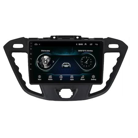 Navigatie NAVI-IT, 1GB RAM 16GB ROM, Ford Transit ( 2012 - 2019 ) , Android , Display 9 inch, Internet, Aplicatii , Waze , Wi Fi , Usb , Bluetooth , Mirrorlink 4