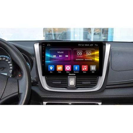 Navigatie NAVI-IT, 1GB RAM 16GB ROM,  Android Toyota Yaris ( 2014 + ) , Display 10 inch , Internet ,Aplicatii , Waze , Wi Fi , Usb , Bluetooth , Mirrorlink [4]