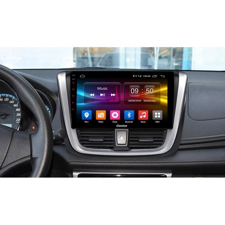 Navigatie NAVI-IT, 4GB RAM 64GB ROM, 4G, IPS, DSP,  Android Toyota Yaris ( 2014 + ) , Display 10 inch , Internet ,Aplicatii , Waze , Wi Fi , Usb , Bluetooth , Mirrorlink - Copie - Copie 4