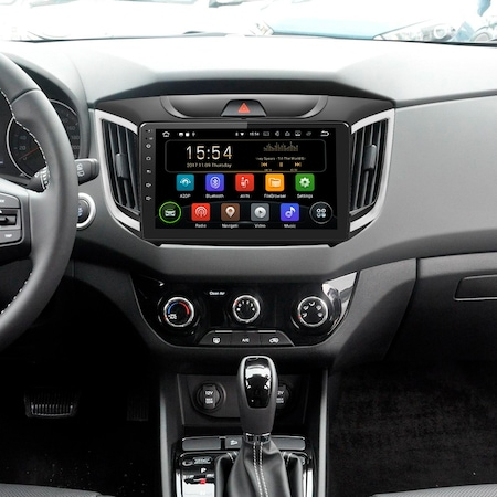 "Navigatie NAVI-IT, 2GB RAM 32GB ROM, Gps Android 9.1 Hyundai ix 25 / Creta , Display 9"", Internet , Aplicatii , Waze , Wi Fi ,Bluetooth , Usb - Copie 4"