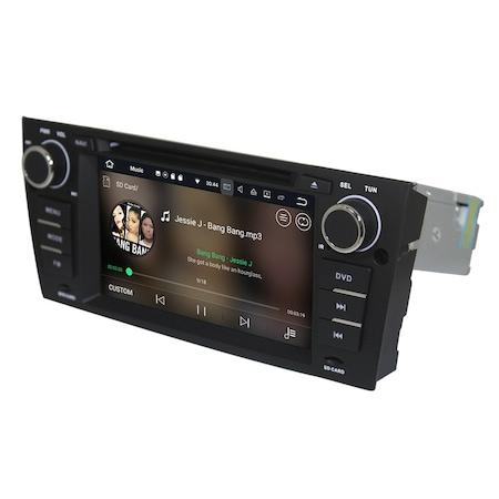 Navigatie NAVI-IT Gps Android BMW Seria 3 E90 E91 (2005 - 2013) , 2GB RAM + 16GB ROM, Internet , Aplicatii , Waze , Wi Fi , Usb , Bluetooth , Mirrorlink [1]
