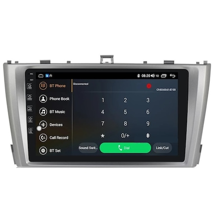 Navigatie NAVI-IT, 2GB RAM 32GB ROM, Android Toyota Avensis ( 2008 - 2015 ) , Display 9 inch ,Internet ,Aplicatii , Waze , Wi Fi , Usb , Bluetooth , Mirrorlink - Copie 3
