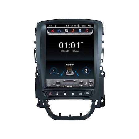 Navigatie NAVI-IT 4 GB RAM 64 GB ROM, 4G, IPS, DSP, Android 9.1 Opel Astra J 2009+ , Tesla Style, Wi FI, Internet, Waze, Ecran 10 inch - Copie - Copie 1