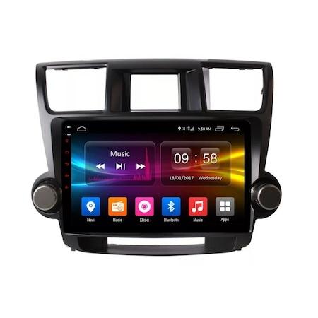 Navigatie NAVI-IT, 2GB RAM 32GB ROM, Android Toyota Highlander ( 2009 - 2014 ) , Display 10 inch, Internet ,Aplicatii , Waze , Wi Fi , Usb , Bluetooth , Mirrorlink - Copie 1