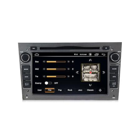 Navigatie Gps Android Opel Astra H Vectra Corsa Antara Zafira Meriva Vivara , Internet , Aplicatii , Waze , Wi Fi , Usb , Bluetooth , Mirrorlink 5